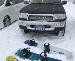 ハイラクスサーフ185カスタム中古車神奈川県軽部様01