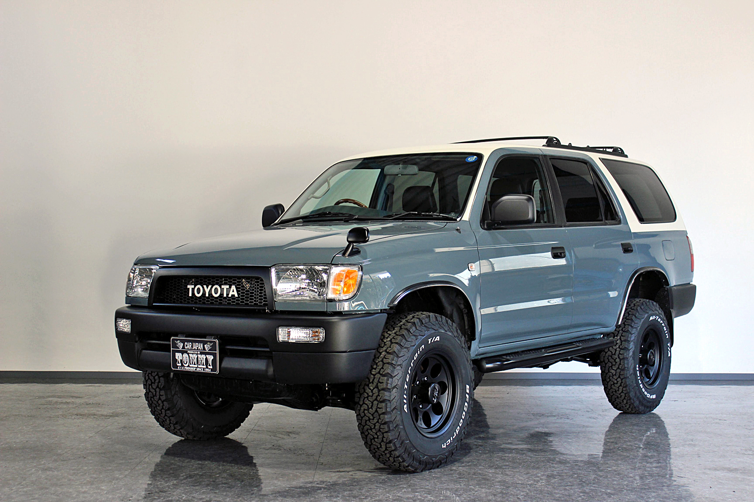 Hiluxsurf 4runner narrow by color custom02