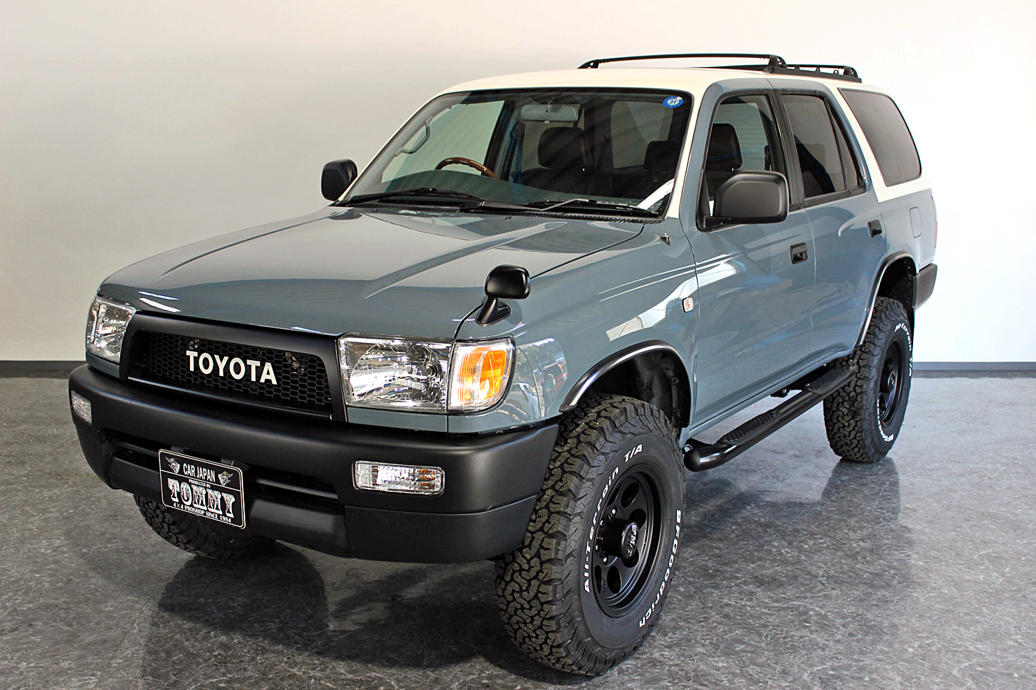 Hiluxsurf 4runner narrow by color custom04