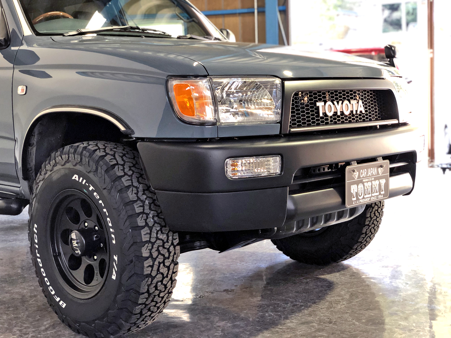 Hiluxsurf 4runner narrow by color custom08