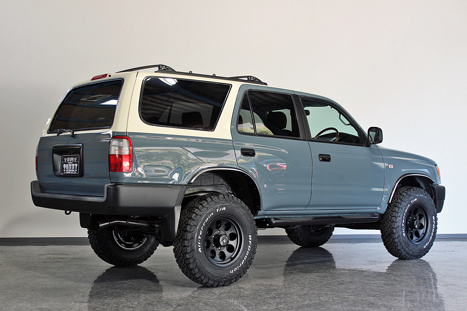Hiluxsurf 4runner narrow by color custom10
