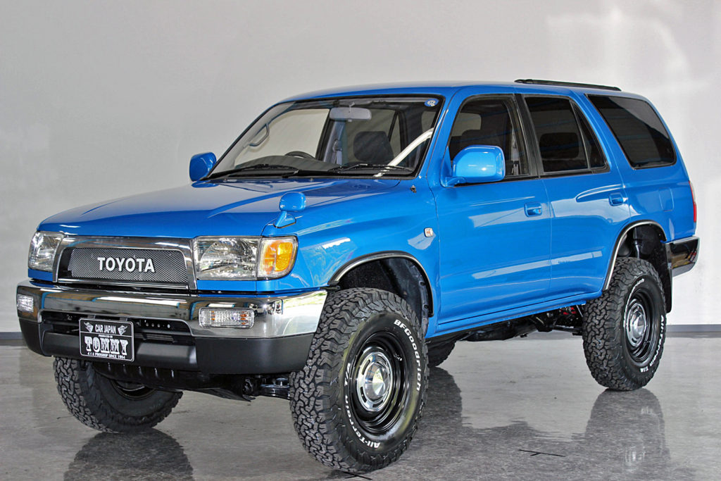 RZN185 HiluxSurf Blue Metallic Narrow Custom