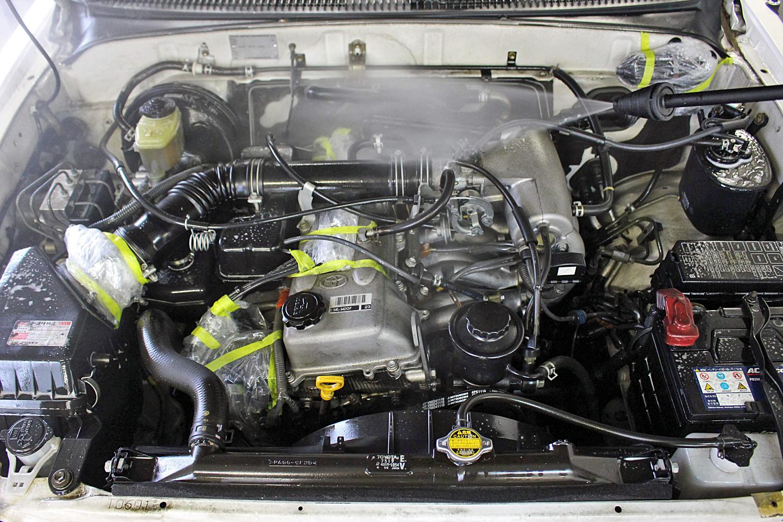 エンジンクリーニグのエンジンデグレザー3-1