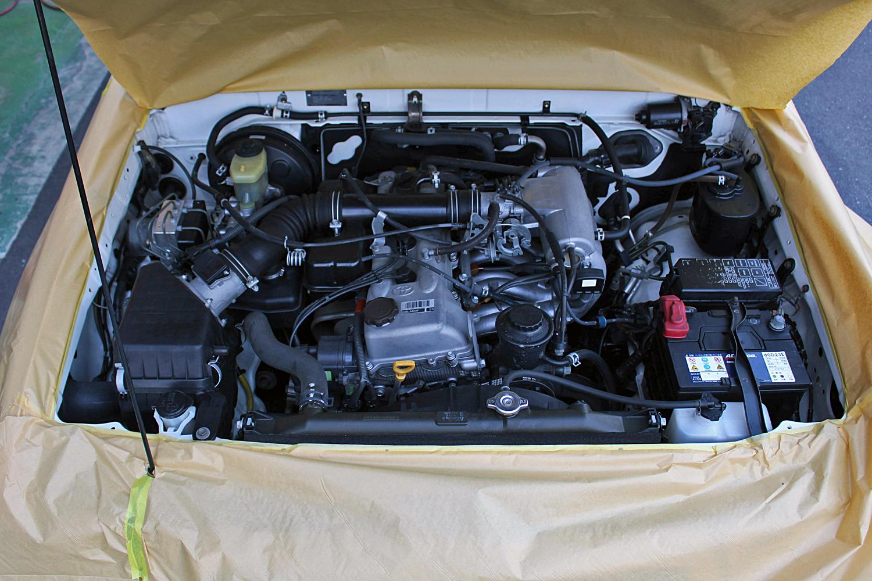 エンジンクリーニグのエンジンデグレザー4-2
