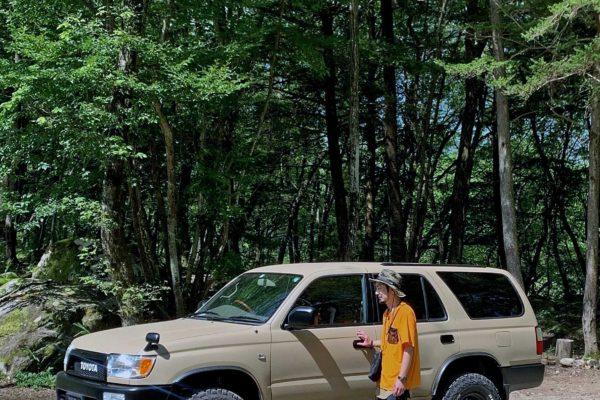 車が、カスタムが、カッコいい!!!マットペイント最高です!